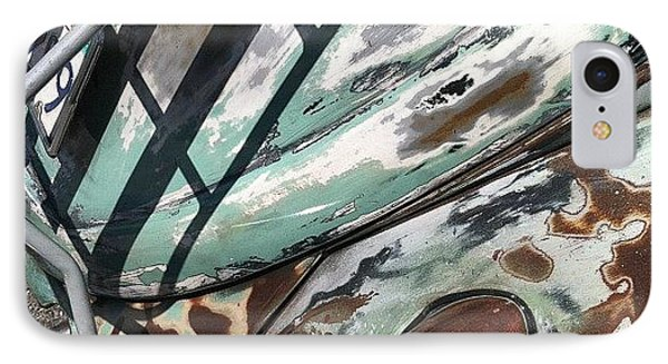 Vw Abstract IPhone Case