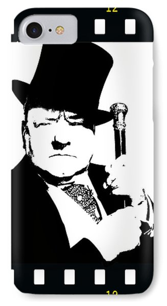 W. C. Fields IPhone Case by Jann Paxton