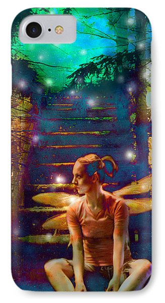Waiting At The Gates Of Dawn IPhone Case