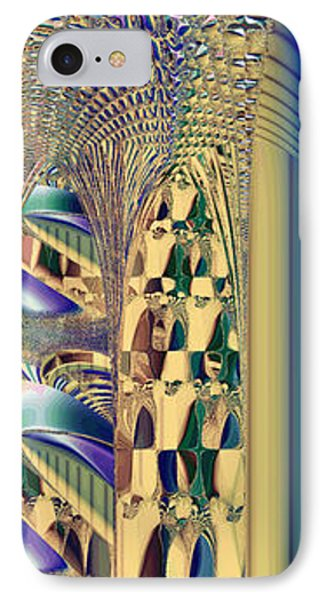 Waiting In The Sand IPhone Case by Betsy Knapp
