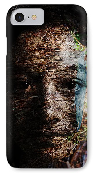 Waldgeist Phone Case by Christopher Gaston