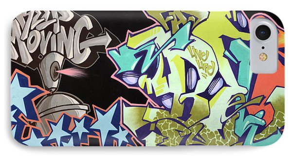 Wall Art Phone Case by Bob Christopher