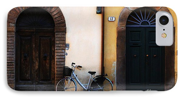 Walled City Of Lucca Phone Case by Bob Christopher