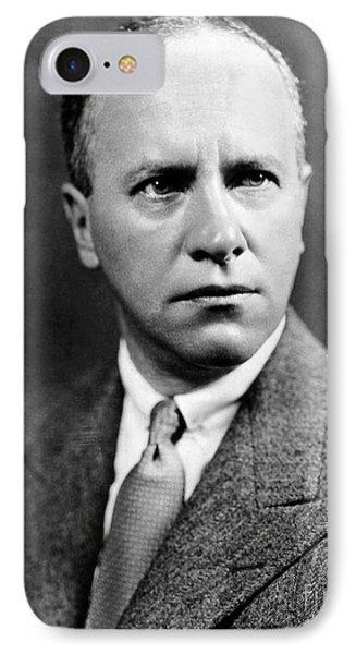 Walter Duranty (1884-1957) Phone Case by Granger