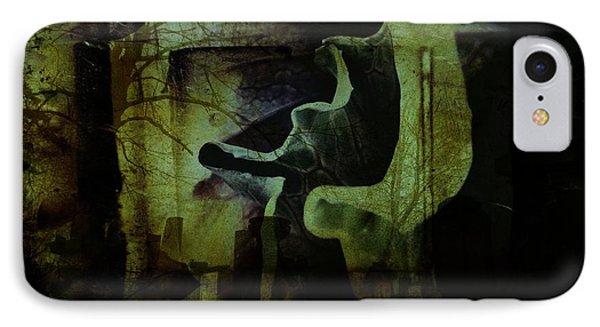 Wandering Around Phone Case by Shirley Sirois