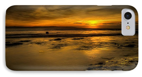 Warmth Of Light Phone Case by Svetlana Sewell