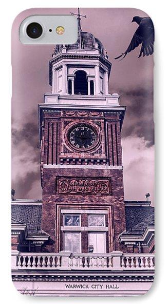 Warwick City Hall Phone Case by Lourry Legarde