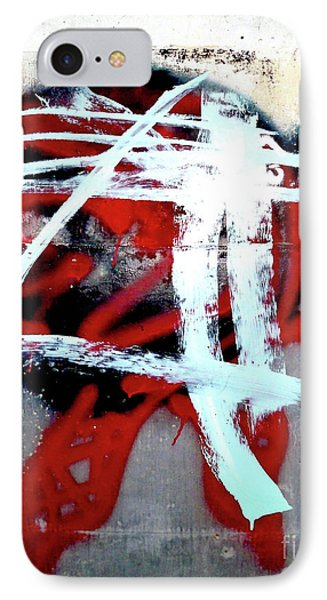 IPhone Case featuring the photograph Was Here by Newel Hunter