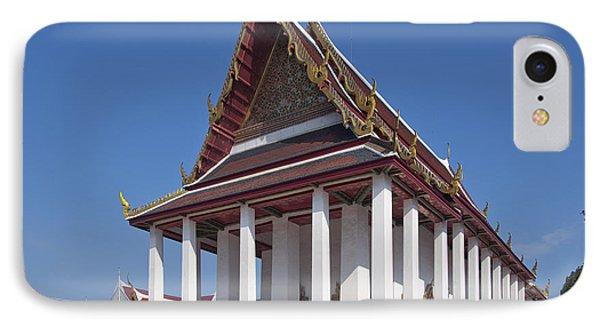 Wat Thewarat Kunchorn Ubosot Dthb1297 Phone Case by Gerry Gantt