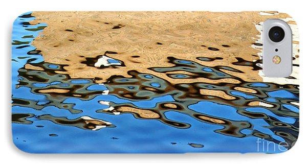Water Art Phone Case by Kaye Menner