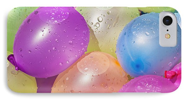 Water Balloons Phone Case by Patrick M Lynch