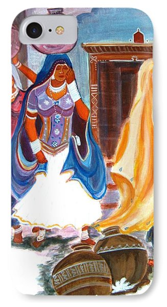 Water Belles IPhone Case