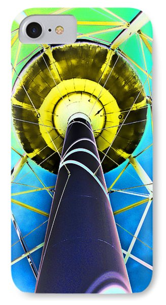 Water Belly Iv Phone Case by Debbie Portwood