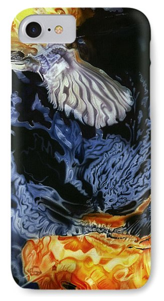 Water Dance IPhone Case by Dan Menta