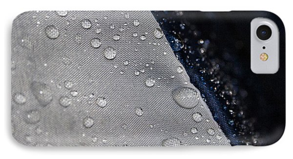 IPhone Case featuring the photograph Water Droplets by Ester  Rogers