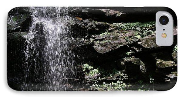 Water Figure Waterfall IPhone Case
