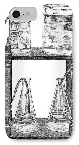 Water Filters, 19th Century Phone Case by