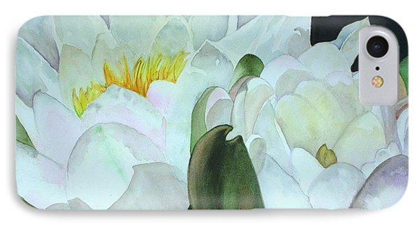 Water Lily IPhone Case by Mary Kay Holladay
