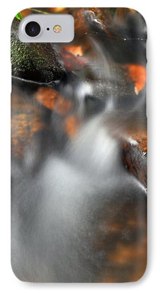 Water Over Rocks IPhone Case by Kay Lovingood