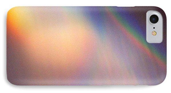 Water Rainbow Phone Case by Phyllis Kaltenbach