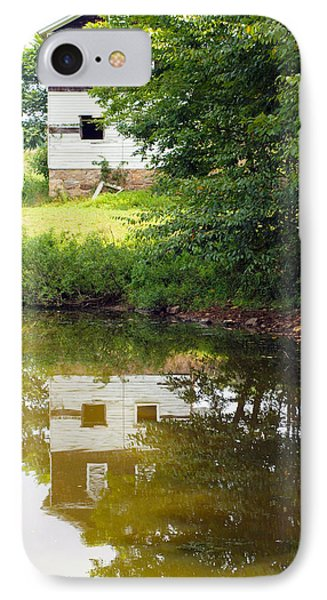 Water Reflections IPhone Case by Robert Margetts