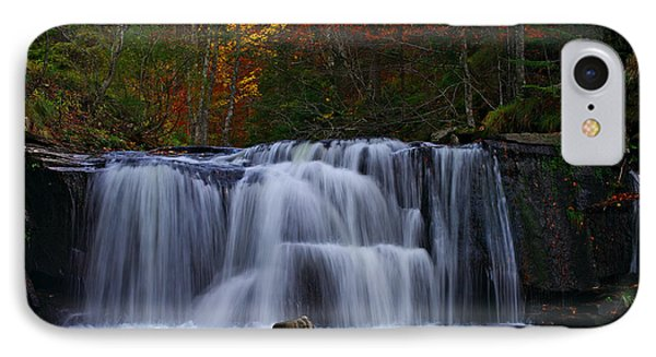 Waterfall Svitan IPhone Case