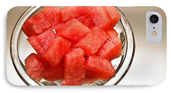 Watermelon Parfait 2 Phone Case by Andee Design