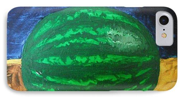 Watermelon Still Life Phone Case by Jeannie Atwater Jordan Allen