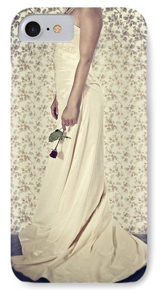 Wedding Dress Phone Case by Joana Kruse