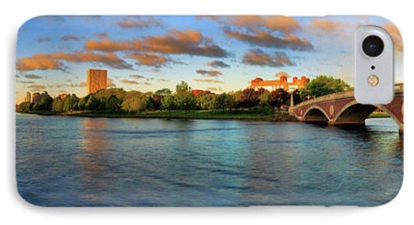 Weeks' Bridge Panorama IPhone 7 Case by Rick Berk