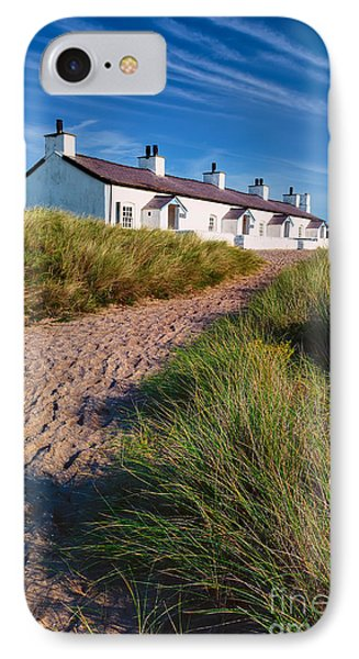 Welsh Cottages Phone Case by Adrian Evans