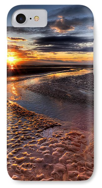 Welsh Sunset Phone Case by Adrian Evans