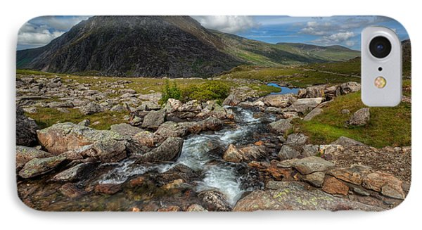 Welsh Valley Phone Case by Adrian Evans