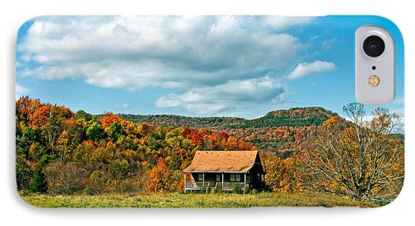 West Virginia Homestead Phone Case by Steve Harrington