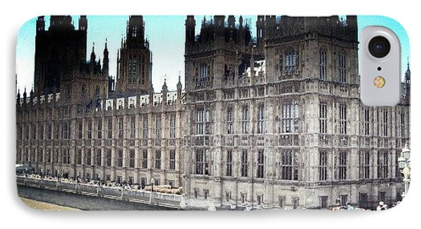 Westminster, London 2012 | #london IPhone Case