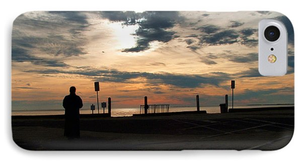IPhone Case featuring the photograph Westward View by Michael Friedman