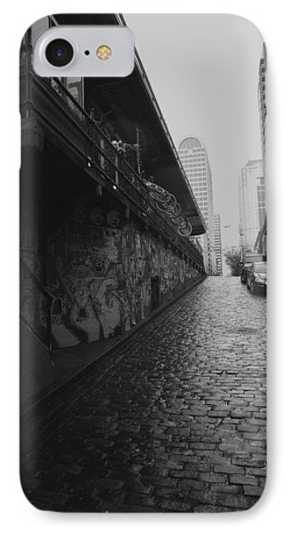 IPhone Case featuring the photograph Wet Cobbles by Mitch Shindelbower
