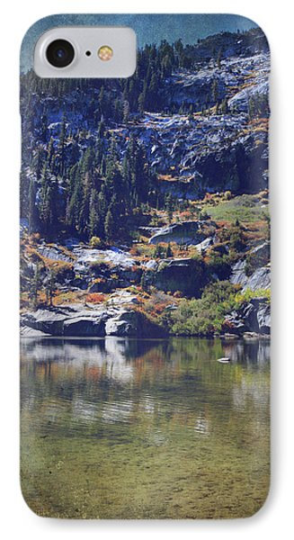 What Lies Before Me Phone Case by Laurie Search