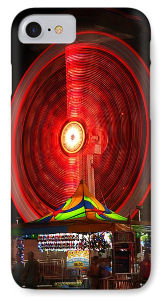 Wheel In The Sky Phone Case by Gordon Dean II