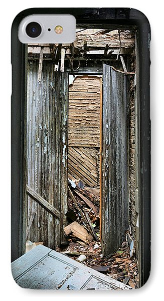 When One Door Closes Phone Case by JC Findley