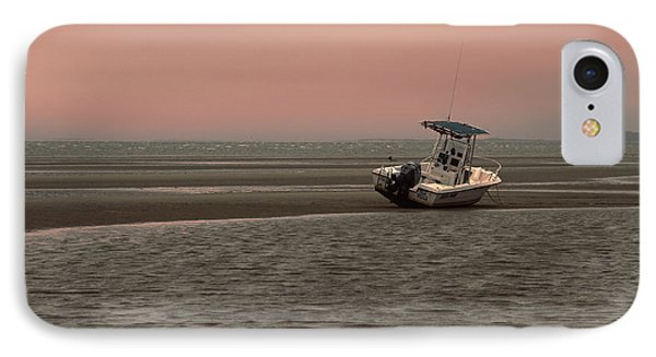 Where Did The Tide Go IPhone Case by Karol Livote