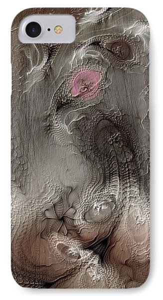 IPhone Case featuring the digital art Whims Within by Casey Kotas