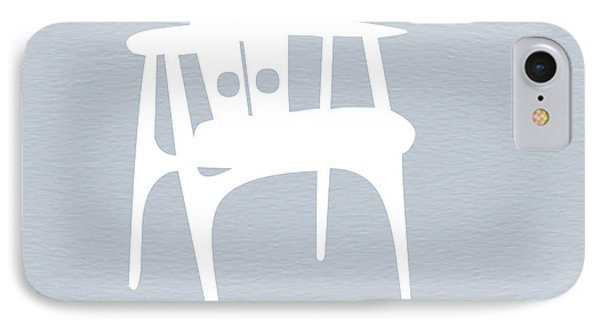 White Chair IPhone Case