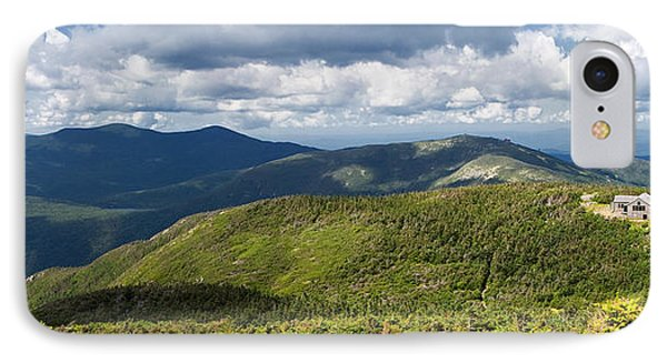 White Mountains New Hampshire Panorama Phone Case by Stephanie McDowell