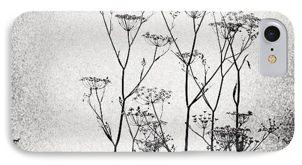 Wild Fennel #fennel Phone Case by Denise Taylor