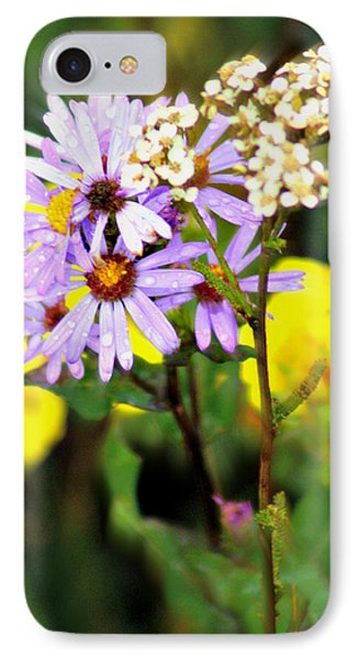 Wild Floral Phone Case by Marty Koch