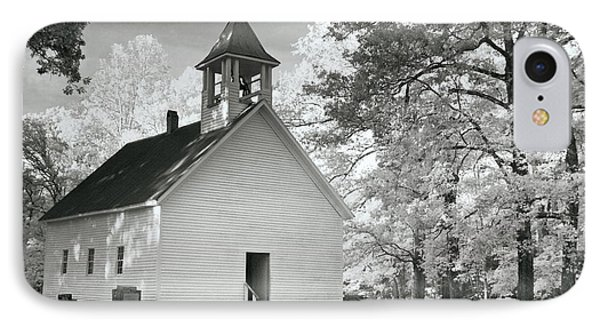 IPhone Case featuring the photograph Wildwood Church by Mary Almond
