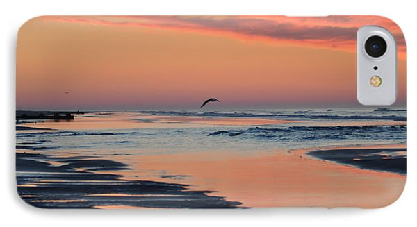 Wildwood In The Morning IPhone Case by Bill Cannon
