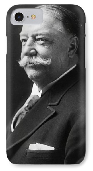 William Howard Taft - President Of The United States Of America IPhone Case