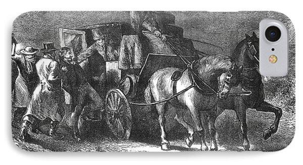William Morgan (1774-1826) IPhone Case by Granger